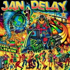 Jan Delay - Earth, Wind & Feiern (Ltd. Digipack) CD NEU OVP
