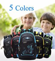 Children School Bag Waterproof Backpack Primary Students' Backpacks For Girl Boy