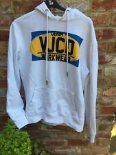 Mens VOI Jeans Co White Hoodie Size XL