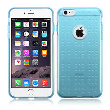 Extra Thickened 2mm Soft Candy Case TPU Cover w/Anti-Shock Bumps iPhone 6/6 Plus