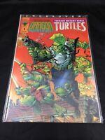 Savage Dragon & Teenage Mutant Ninja Turtles # 1 Mirage Comics One-Shot VF