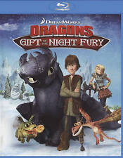 Dreamworks Dragons: Night Fury [Blu-ray]