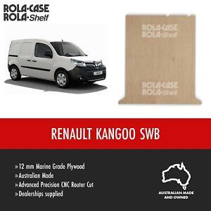 Renault Kangoo SWB - Genuine Cargo Flooring 12mm Marine Grade Plywood CNC Cut