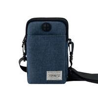 Unisex Waterproof Shoulder Bag Crossbody Bags Mini Backpack Messenger Bag Travel