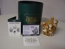Harmony Kingdom Family Reunion Monkeys Box Figurine Tjlemo Zookeepers New