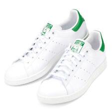new arrival cb7d2 f2304 Adidas Originals Stan Zapatillas Con Cordones Casual de Hombre Smith  Zapatos Negro Blanco Talla