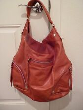 Marc New York Andrew Marc Red Leather Hobo Bag purse