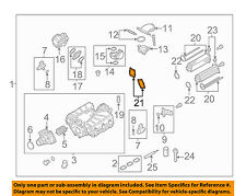 AUDI OEM 09-15 A6 Quattro Supercharger-Cooler Gasket 06E145723A