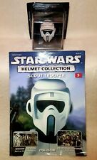 Scout Trooper  Helmet 1:5 Collection Issue 5  Star Wars   DeAgostini