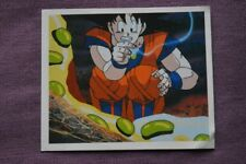 VIGNETTE STICKERS PANINI  DRAGONBALL Z TOEI ANIMATION N°213