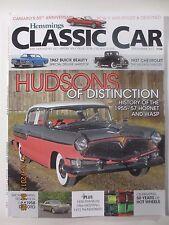 Hemmings Classic Car - July, August & September 2017 + Dec. & Nov. 2015 (5 mags)