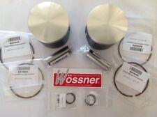 NEW WOSSNER PERFORMANCE PISTONS SET 2008-2010 SKI-DOO SUMMIT MXZ GSX 800