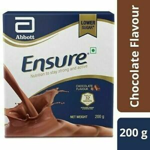 Ensure Balanced Adult Nutrition Health Drink - 200g  (Chocolate) FREE SHIPPING