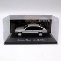IXO 1:43 Chevrolet Monza Hatch SR 1986 Diecast Models Collection Toys Car
