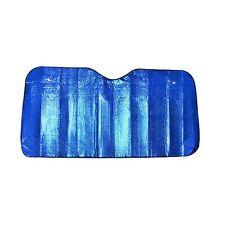 "Car Sunshade Windshield 55""x27.5"" Blue Cool-UV Ray Protector Sunshade"