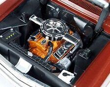 1966 Chevrolet Nova SS327 Aztec Bronze 1/402 1:18 Auto World 5984