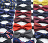 Men Classic Style Adjustable Satin Tuxedo Novelty Wedding Bow Tie Necktie Gift