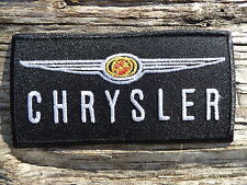 ECUSSON PATCH THERMOCOLLANT aufnaher toppa CHRYSLER dodge viper pt cruiser 300c