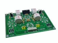 [EULERO] PCB DIY KIT Amplificatore Valvolare 15W Stereo MuFollower/ Tube Amp