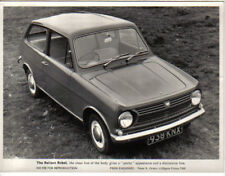Reliant Rebel 600 Saloon 1964-65 Original Press Photograph Front 3/4 from above