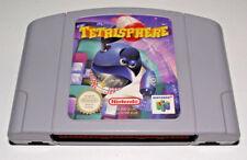Tetrisphere Nintendo 64 N64 PAL