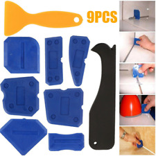 silicone sealant tools Spreader Finishing Tool Grout Caulk Remover Smoothing X9