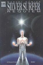 Silver Surfer: Requiem, J. Michael Straczynski, Acceptable Book