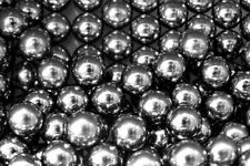 2000 x 9.5mm Carbon  Steel Ball Bearings - 3/8 Catapult Ammo