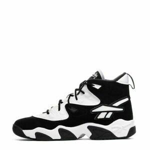 Reebok Avant Guard Basketball Shoes Black White DV7052 Size 5-12
