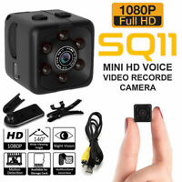 SQ11 Full HD 1080P Mini Car Hidden DV DVR Camera Dash Cam IR Night Vision