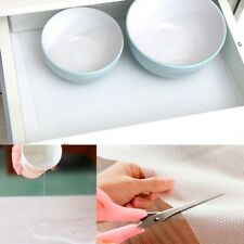 Clear Drawer Liner Kitchen Cupboard Mat Cabinet Table Protector Non Slip Mats