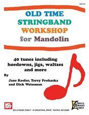Old Time StringBand Workshop for Mandolin