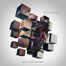 Rock Candy Funk Party - The Groove Cubed [New CD] Digipack Packaging