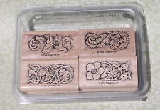 Sculpted Style~ Stampin Up 2004
