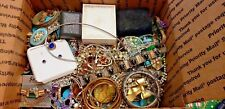 HUGE Vintage to Modern Jewelry Lot - 11lbs Wear Resale Harvest SIGNED PIECES 925