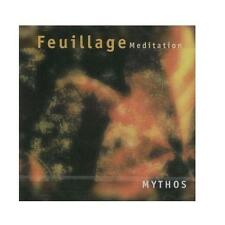 "MYTHOS ""FEUILLAGE MEDITATION"" - TIM RECORDS - CD - OVP"
