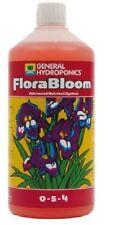 GHE FloraBloom 1 Liter Blüte Dünger Grow 1L Hydro, Erde indoor Flora Bloom