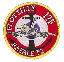 Patch écusson RAFALE F2 Flotille 12F NEUF