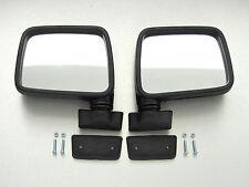 88-97 Isuzu TF TFR Faster Pickup Vauxhall Brava Chevy LUV Pair door skin mirror