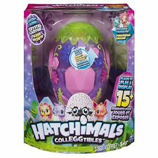 Hatchimals CollEGGtibles CRYSTAL CANYON SECRET SCENE Playset Toy EXCLUSIVE
