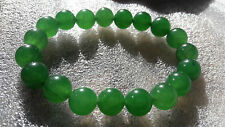 Green Aventurine Stone 8 mm Bracelet ,Healing ,Crystal Therapy, Reiki And Love