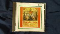COMPILATION - CAMICIA ROSSA (I DISCHI DEL SOLE). CD TIMBRO SIAE ROSSO A SECCO