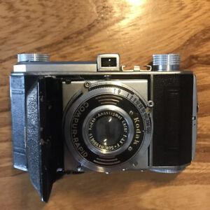 FILM TESTED Kodak Retina 1 (model 126) 1936 Collapsible Ektar 50mm f3.5