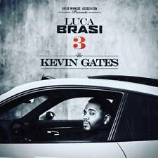 Kevin Gates Luca Brasi 3 2018 (Mixtape) CD Album Rap Trap Hip Hop PA