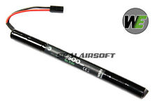 WE 9.6v 1600mAh NIMH Battery AK Stick Type (Mini Plug) WE-BAT0005