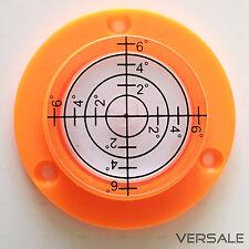 Dosenlibelle Wasserwaage Ø 50 x 17mm Libelle Präzisions Waage Fussplatte