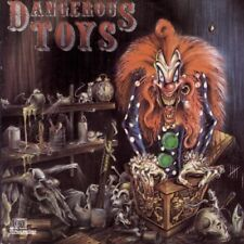 Dangerous Toys CD CK 45031 DIDP 071560 Columbia Teas'n Pleas'n Scared Rock Metal