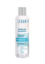 LEGANZA Mizelallar Shampoo + Probiotic ohne Parabene