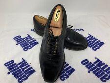 Clean FootJoy Premiere Classics  Black Lizard Saddle Golf Shoes 50657 SZ 8.5 D