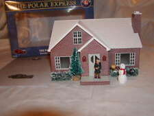 Lionel 6-85410 The Polar Express Hero Boy's Home Lighted O 027 New PEP 2018 MIB